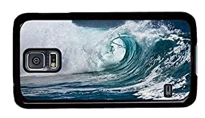 Hipster custom made Samsung Galaxy S5 Cases row sea PC Black for Samsung S5