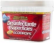 Desinfectante Concentrado Drop-it Rinde 50 Litros como lo viste en Shark Tank