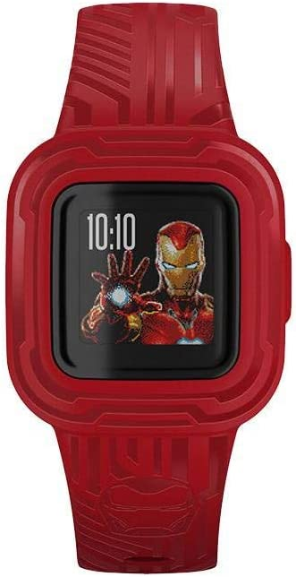 Garmin vivofit jr. 3, Fitness Tracker for Kids, Swim-Friendly, Up to 1-Year Battery Life, Marvel Iron Man