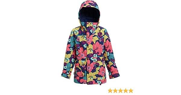 db2591717 Amazon.com  Burton Girls  Elstar Parka Jacket  Clothing