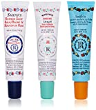 Rosebud Trio Lip Balm Assortment, 0.5 Ounce