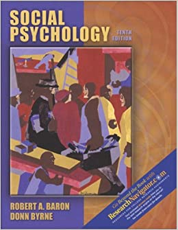 Book Social Psychology with Research Navigator