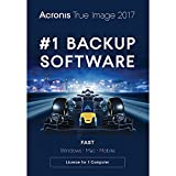 Acronis True Image, the fastest, easiest, and most complete full image backup software available. Back up everything - operating systems, applications, setting, photos, social media feeds, smartphones, and tablets. Our Dual-Protection ensures...