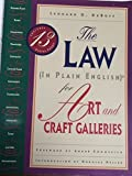 The Law (in Plain English) for Craftspeople 9780934026826