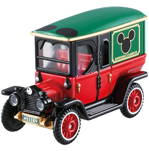 Tomica Disney Motors DM-01 hi-hat classic Mickey Mouse