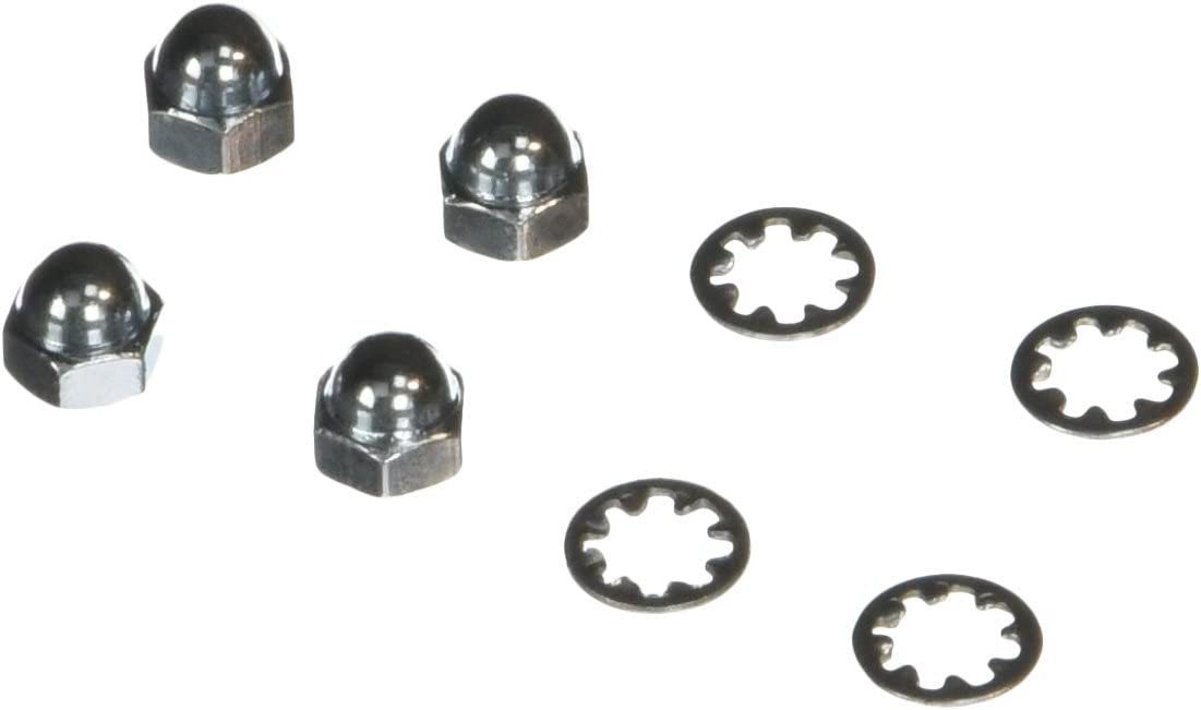 K and N 85-5015 Car Dome Nuts// Washers