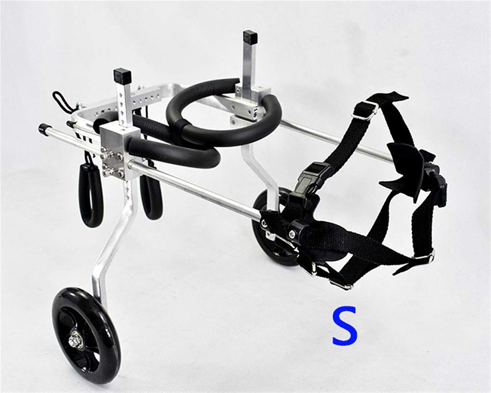 Xiguan Dog Wheelchair Dog Scooter hind Limb Limb Disabled Wheel Disabled Dog Helper (Size : S3) by Xiguan (Image #3)