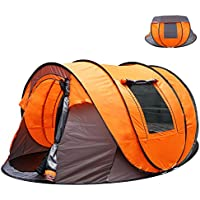 OILEUS XL Instant Pop Up Tents for Camping 5-6 Person...