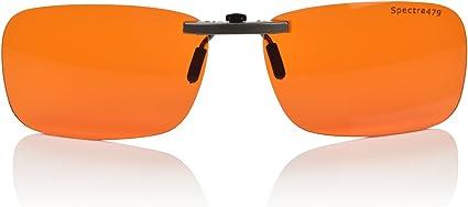 Gafas antiluz Azul New My Blue Pop T.M Naranja Brillante My Blue Protect