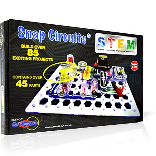 (Snap Circuits Stem Electronics Discovery Kit)