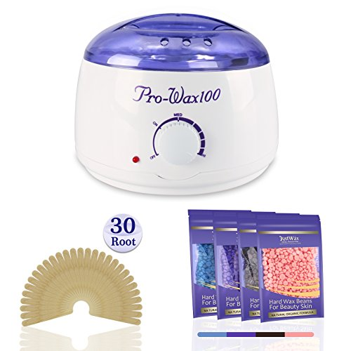 CONAIR PRO Satin Smooth Double Wax Warmer Kit SSW11CKIT CN
