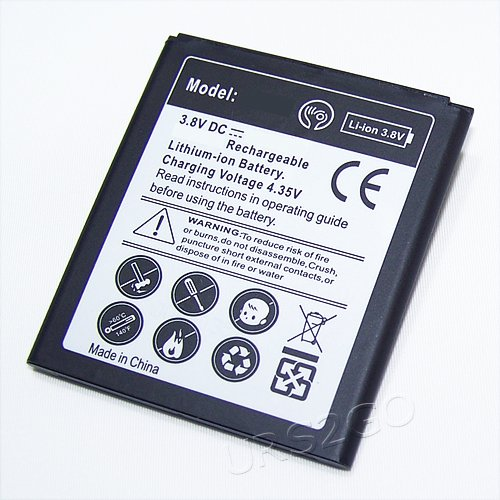 Express Battery - 100% New 3400mAh Excellent Grade A+ Standard Battery for Samsung Galaxy Express Prime 2 SM-J327A AT&T Smart Phone