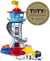 Paw Patrol - My Size Lookout Tower with Exclusive Vehicle, Rotating Periscope and Lights and Sounds