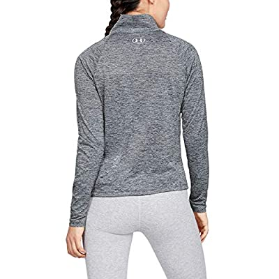 Under Armour Women's Tech Full Zip Twist: Clothing