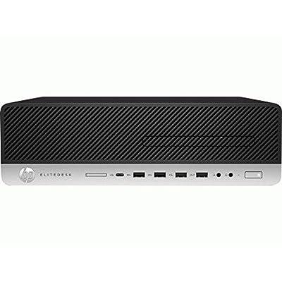 HP EliteDesk 800 G3 - SFF - 1 x Core i5 6500 / 3.2 GHz - RAM 8 GB - HDD 1 TB - DVD-Writer - HD Graphics 530 - GigE - Win 7 Pro 64-bit (includes Win 10 Pro 64-bit License) - vPro