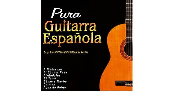 Pura Guitarra Española de Paco Nula & Antonio de Lucena Sergi ...