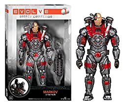 Funko Legacy Action Figure: Evolve Markov Action Figure