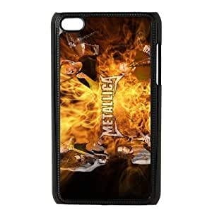 Metallica For Ipod Touch 4 Cell Phone Cases Easy Firm NDDG8060229