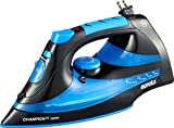 Eureka ER15001 Champion 1500-Watt Micro Steam Iron Patent Nano...