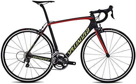 SPECIALIZED Tarmac Expert Carbon Carreras – 2016 – Nuevo, satin carbon/red/hyper: Amazon.es: Deportes y aire libre