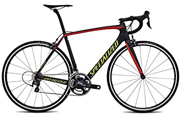 SPECIALIZED Tarmac Expert Carbon Carreras – 2016 – Nuevo, color satin carbon/red/
