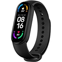 Xiaomi MI Band 6 Pulsera de Actividad, Monitores de Actividad, Pantalla Fitness Tracker, Smartwatch Pantalla de Pulsera…