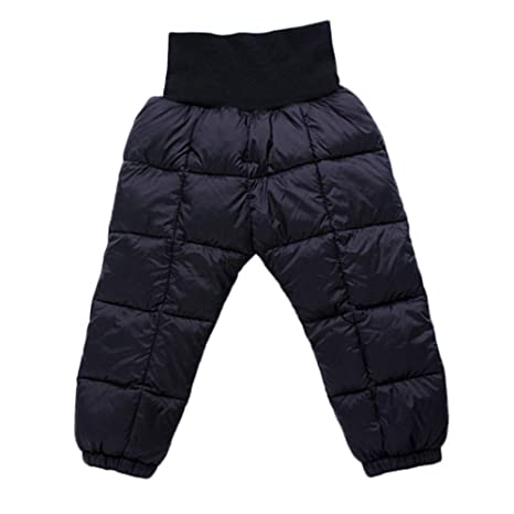 94ab4b644 Amazon.com  Mayunn Baby Girls Boys Kids Winter Outdoor Active Pants ...