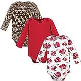 Hudson Baby Unisex Baby Cotton Long-sleeve