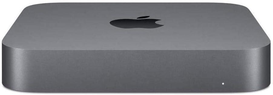 Apple Mac Mini Desktop Computer, 3.0GHz 6-Core Intel Core i5, 16GB Memory, 512GB SSD, Gigabit Ethernet (Late 2018 with a 2020 SSD Upgrade)