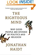 #10: The Righteous Mind: Why Good People Are Divided by Politics and Religion
