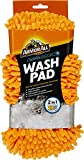 Armor All 17617 1 Pack 2 in 1 Microfiber Noodle Tech Wash Pad