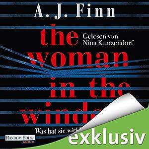 The Woman in the Window: Was hat sie wirklich gesehen? Hörbuch