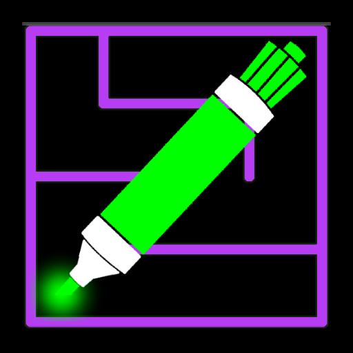 Marker Maze -