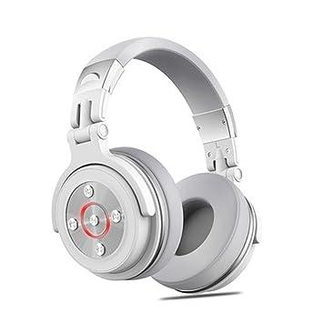 BT28 alambre/inalámbrica Bluetooth auriculares estéreo HIFI bluetooth auricular con micrófono con cancelación de ruido pasivo para ventiladores de música de ...