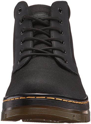 And Noir Bonny Dr Black Rubbery Mixte 001 Tough Martens Black Extra Adulte de Nylon Bottines Ville CH7Cqw