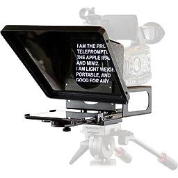 Telmax Teleprompter Pro iP XLM Teleprompter for iPad Mini 12.75\
