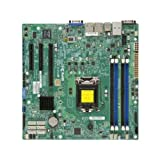 Supermicro X10SLH-F-O LGA1150/ Intel C226 PCH/ DDR3/ SATA3&USB3.0/ V&2GbE/ MicroATX Server Motherboard
