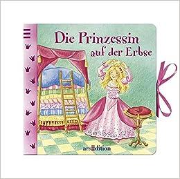 Prinzessin auf der erbse  Die Prinzessin auf der Erbse: Amazon.de: Trixi Haberlander, Ursula ...