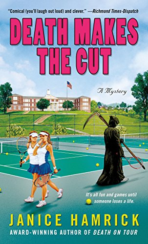 Death Makes the Cut (A Jocelyn Shore Mystery Book 2)