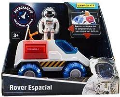Rover Espacial - Linha Astronautas - Brinquedos Chocolate