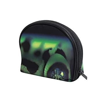 9d13822427e1 Unicey Reptile Gecko Lizard Makeup Bags Portable Tote Cosmetics ...