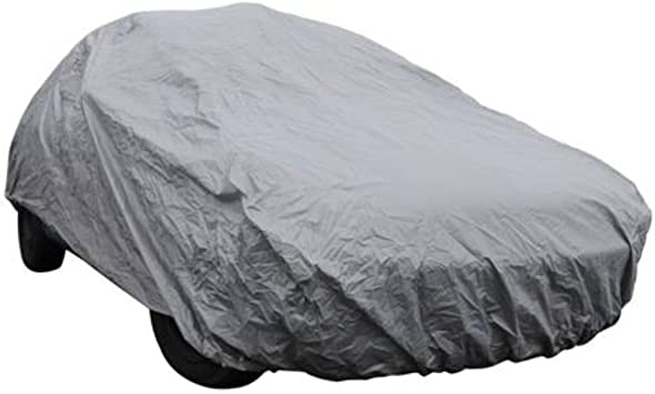 Nissan MICRA MK2 03 on Waterproof Elasticated UV Car Cover /& Frost Protector