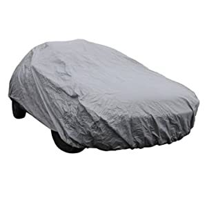 Audi TT ROAD MK1 00-06 Waterproof Plastic Vinyl Breathable Car Cover & Frost Protector