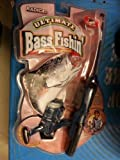 Radica Ultimate Bass Fishin' Fishing Pole Game