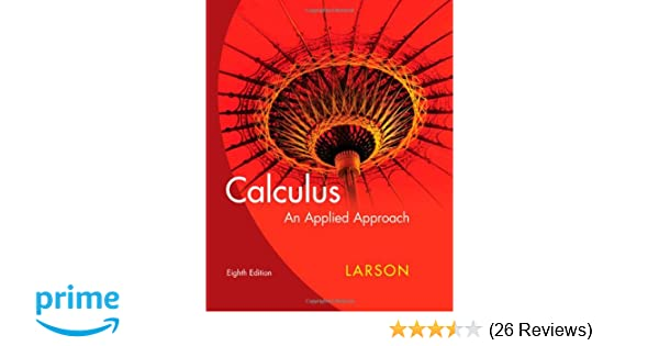 Calculus An Applied Approach 8th Edition Pdf