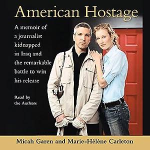 American Hostage Audiobook