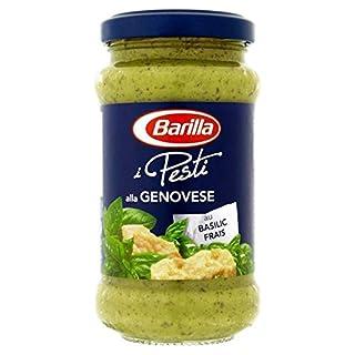 Barilla Pesto Genovese - 190g (0.42lbs)
