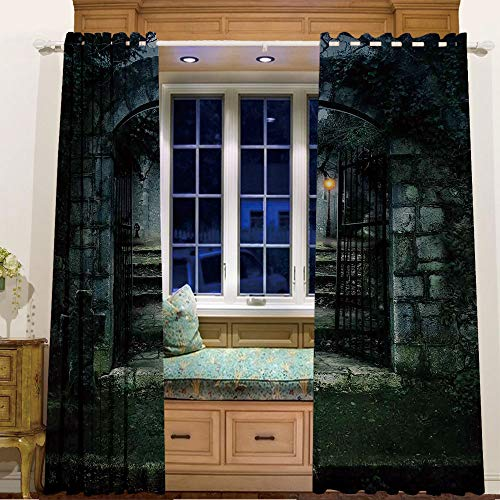 Finel Kids Curtains for Living Room Bedroom Window Curtains