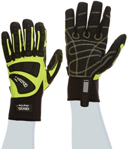Cestus Pro Series Deep Grip Kool Impact Glove, 3X-Large (Pack of 1 Pair) by Cestus