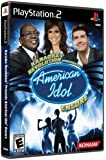 Karoke Revolution Presents: American Idol Software Only - PlayStation 2